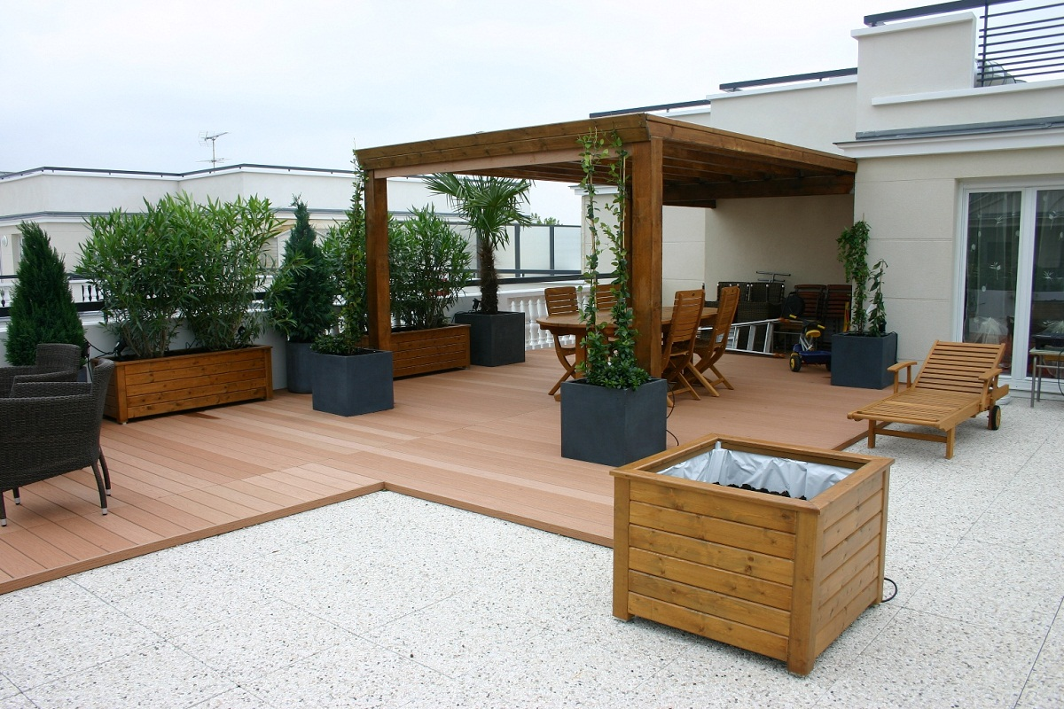 Comment bien agencer sa terrasse gfh for Bien decorer son appartement