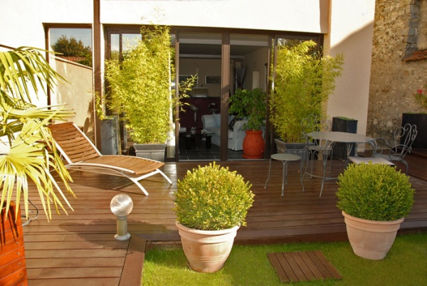 Comment bien agencer sa terrasse gfh for Decoration de terrasse