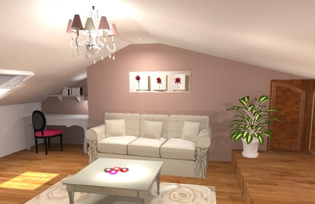 conseils pour bien am nager ses combles gfh le portail de l 39 immobilier. Black Bedroom Furniture Sets. Home Design Ideas