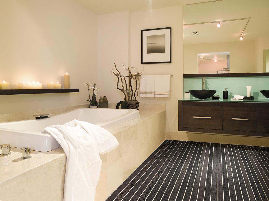 comment bien am nager sa salle de bain gfh le portail de l 39 immobilier. Black Bedroom Furniture Sets. Home Design Ideas