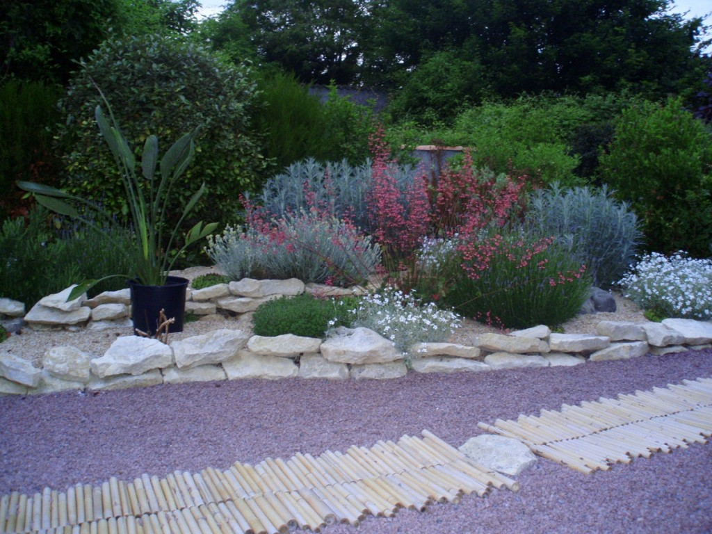 Comment amenager jardin mediterraneen for Amenager son jardin en normandie