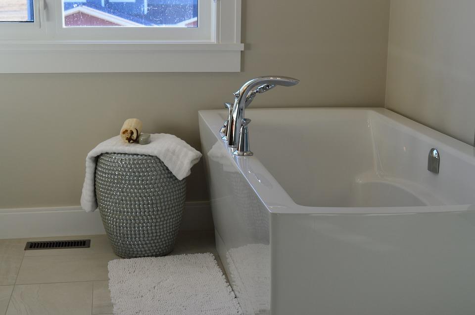 surface idéale salle de bain